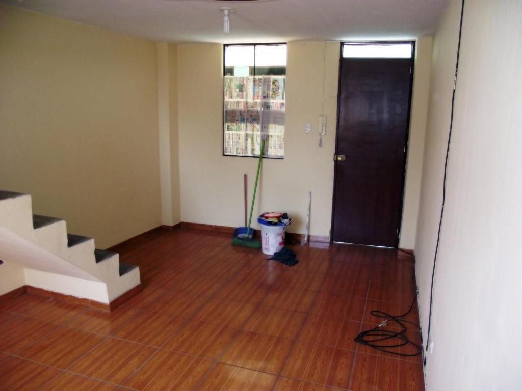 Dpto duplex En Alquiler Urb Palmeras Cerca Municipalidad