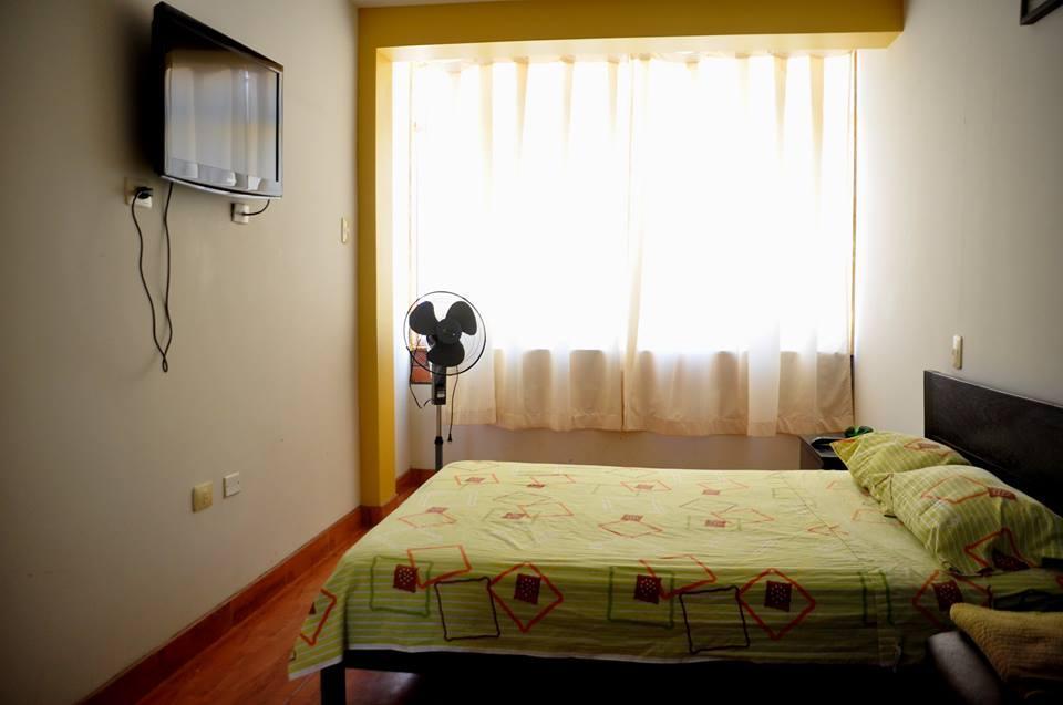 Alquiler de habitaciones en