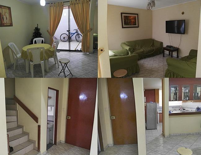 Casa Chalet, en condominio seguro, venta de ocasión los Olivos