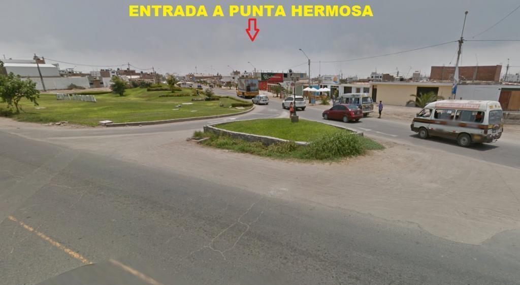 VENDO TERRENO COMERCIAL DE 2 FRENTES EN PUNTA HERMOSA