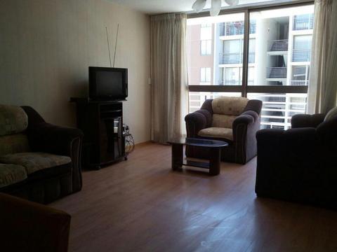 Alquilo bonito departamento semiamoblado 3er piso con ascensor en Residencial de Valle Blanco