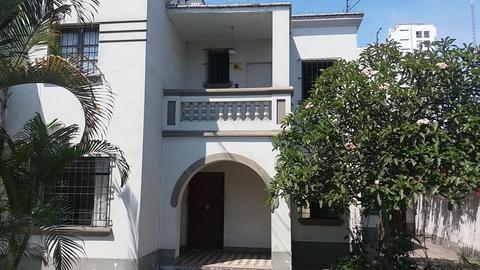 Miraflores Urbanizacion San Antonio Casa en Alquiler Como Oficina
