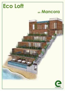 Vendo Departamentos con piscina en Playa en Mancora