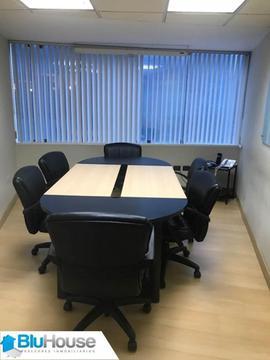 Oficina · 108m2 · 3 Estacionamientos Martir Olaya 129, Miraflores