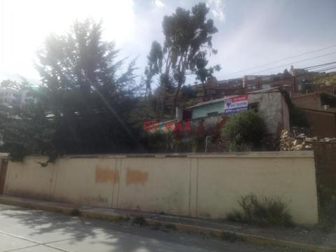 TERRENO EN VENTA DE 800 M2 EN AV. ALTO ALIANZA A UNA CUADRA DEL CRISTO BLANCO