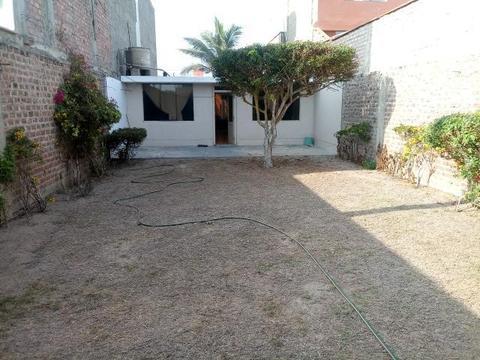 Casa frente al mar de 130m2 terreno de 250m2 en Villa, Chorrillos