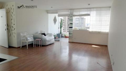 Departamento en Alquiler 2 Dormitorios Miraflores Ref: 12819