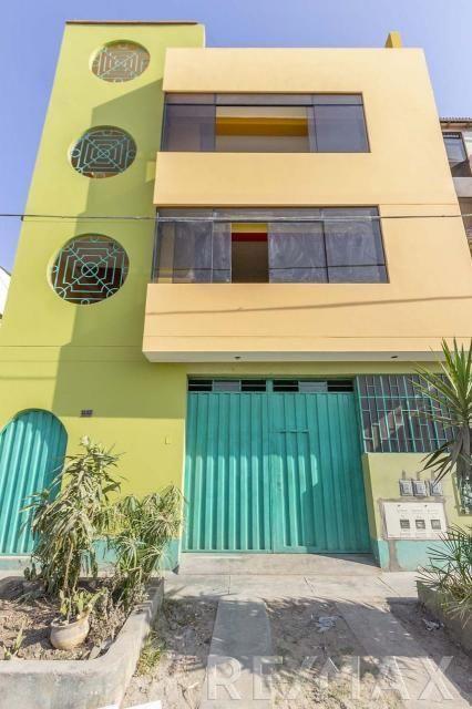 Quieres vivir en una zona que cuenta seguridad las 24 horas en Los Olivos Esta es tu oportunidad!!!