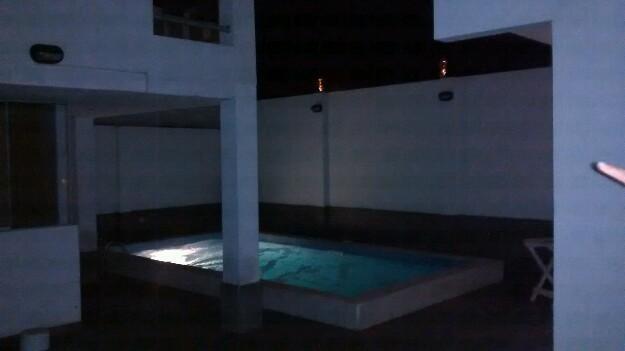 Playa piscina San Bartolo amoblado