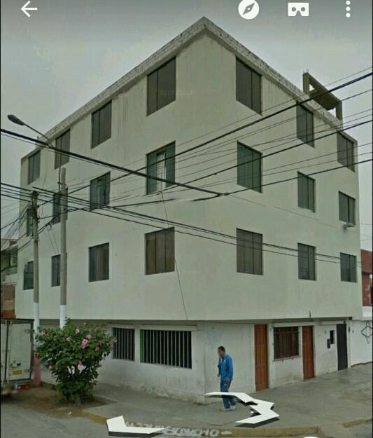 Alquiler de quinto piso para antenas