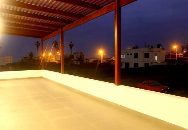 Depa en Condominio de Playa Km 27 Panamericana Sur