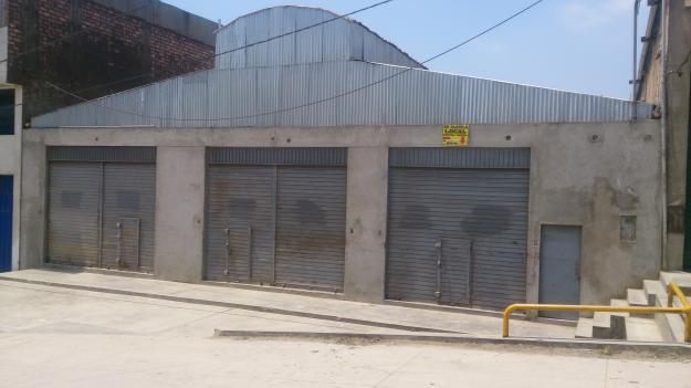 Local Industrial Comercial en Parque Industrial Villa el Salvador