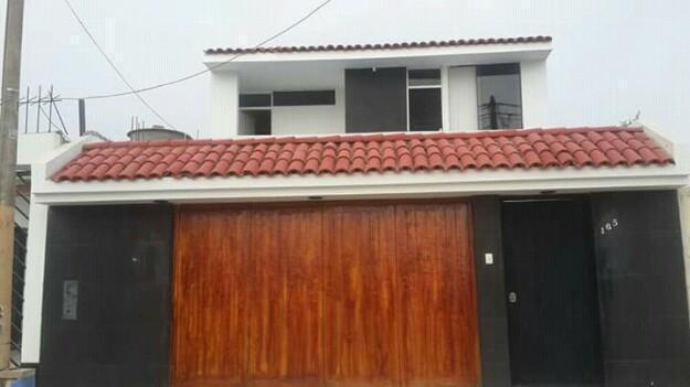 Se alquila casa de playa en san Bartolo