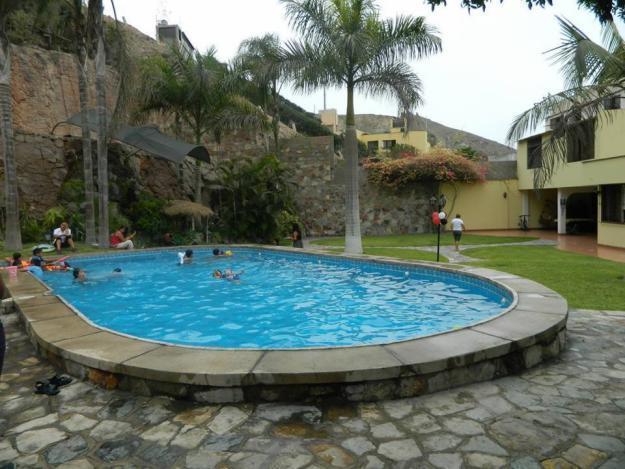Villa de 3600m2 Jardines en La Molina Alquiler/Venta