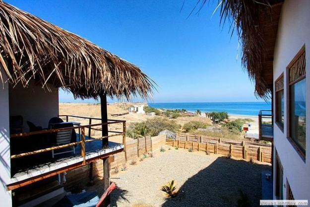 Semana santa,alqilo depa frente al mar LAS ALOES full equipado,DirecTV,etc en Órganos,Punta veleros al Norte del Perú