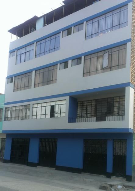 EDIFICIO COMERCIAL 4 PISOS AZOTEA * SMP