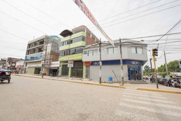 ALQUILO EDIFICIO 3 PISOS LOCALES COMERCIALES JR.7 DE JUNIO – ZONA FINANCIERA