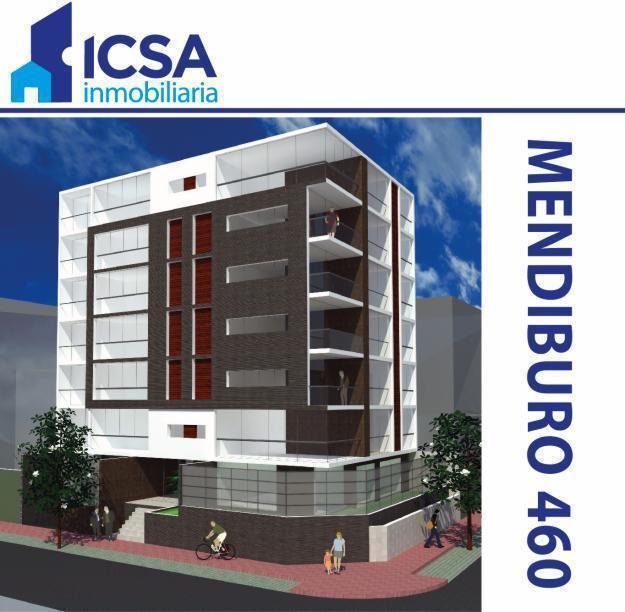 Edificio Mendiburo 460