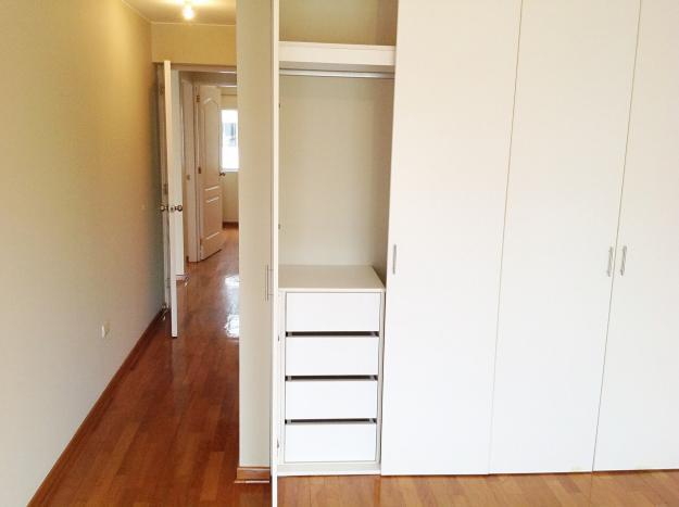 Lindo apartamento 3 dorm sin muebles edificio con piscina y club house Miraflores