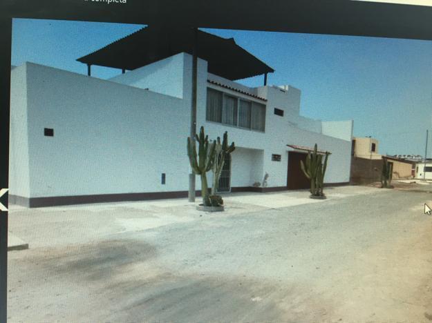 Alquilo Casa De Playa En San Bartolo