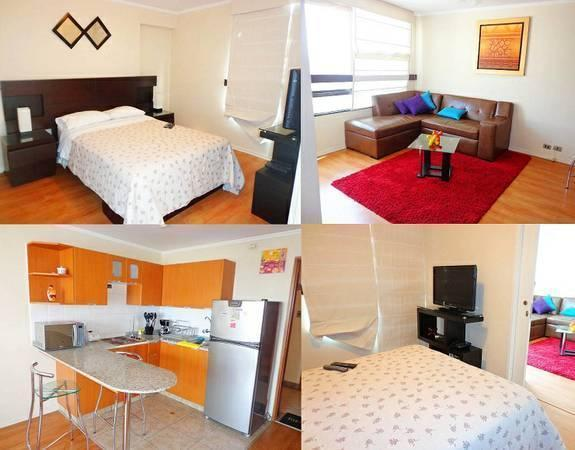 Lindi apartamento para turistas al costado de Larcomar centrico ofertas