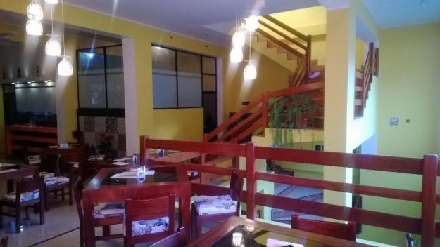 Traspaso de Restaurante con clientela La Merced
