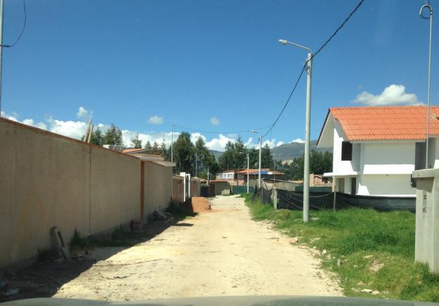 Vendo terreno ideal para casa de campo