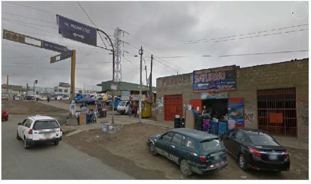 Local Comercial Parque Industrial