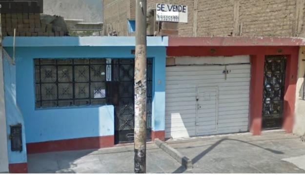 Venta de casa en Urb. San Hilarion San Juan de Lurigancho