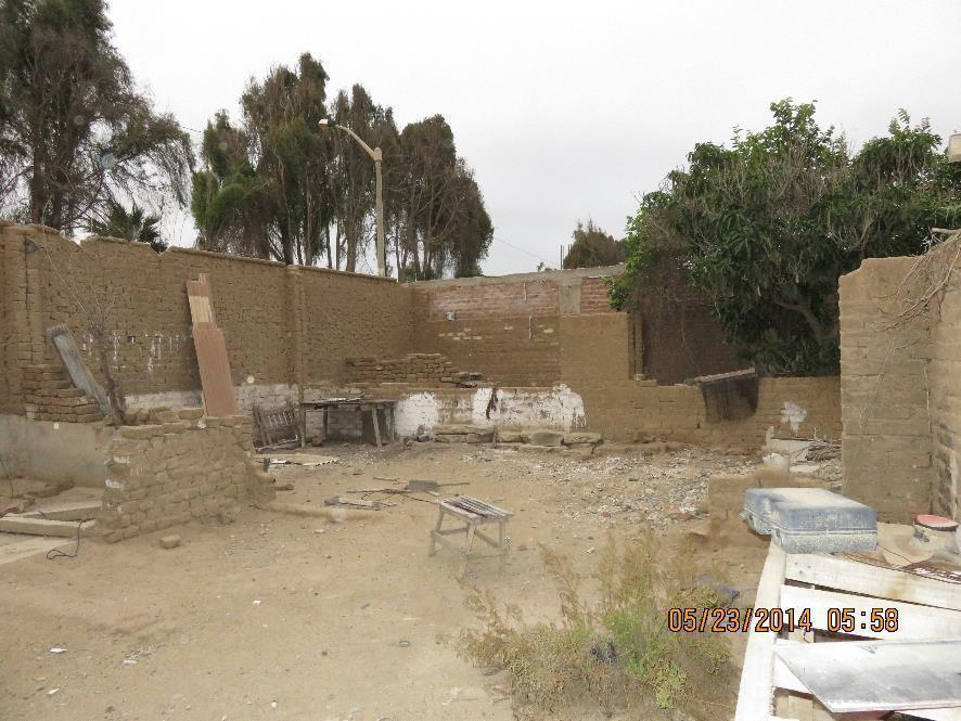 Terreno de 200 m2, en Urb Santa Fé Villa del Mar
