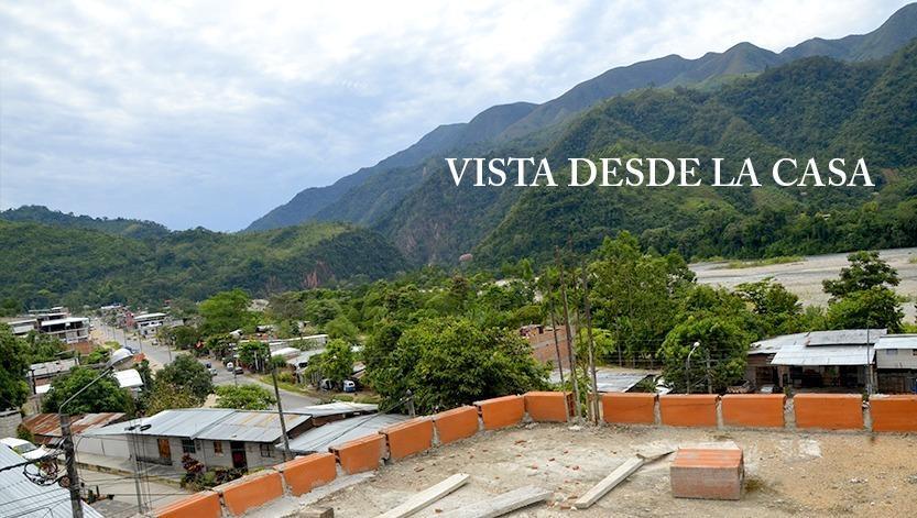 Vendo casa en La Merced  San Carlos