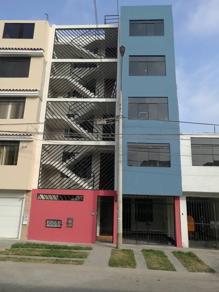 Departamentos de 135 m2 en Los Olivos