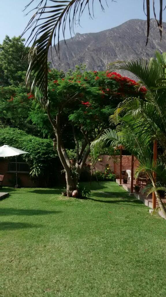 Cieneguilla bungalow 2 habitaciones, piscina