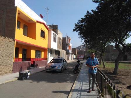 CASA 2 PISOS URB. LIBERTAD