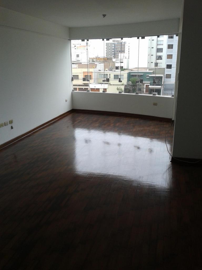 Alquilo departamento 3 dormitorios Miraflores