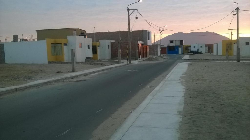 CASA MODULO EN URB. PASEO DEL MAR, 1ERA ETAPA, NVO. CHIMBOTE, 75 M2