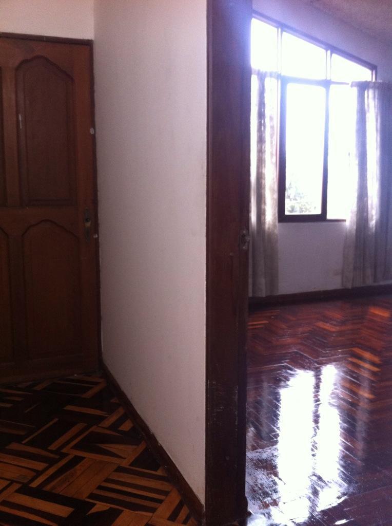 Alquiler De Mini Departamento Y Habitaciones En La Molina Camacho