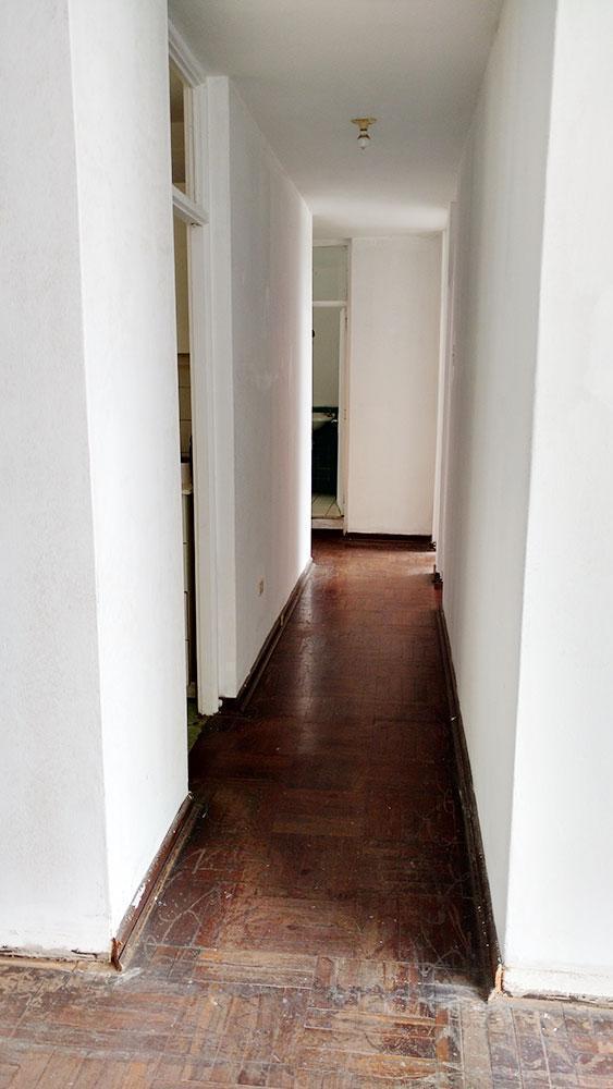 Oficinas en Rivera Navarrete, área de 91m², 3 ambientes, baño grande, cocina, área de servicio c/ba
