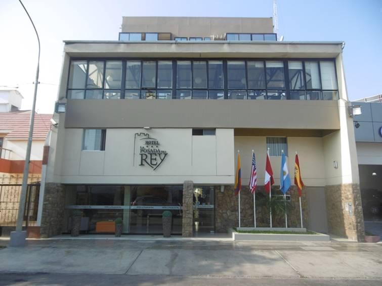 VENTA HOTEL EN URB. LA MERCED , ZONA RESIDENCIAL