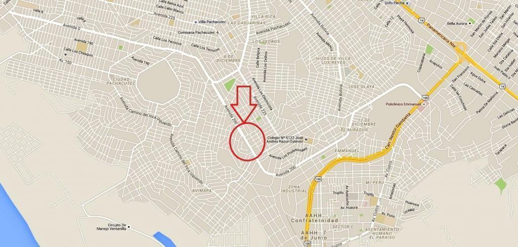 Asociacion en participacion terreno en Ventanilla 20.000 m2