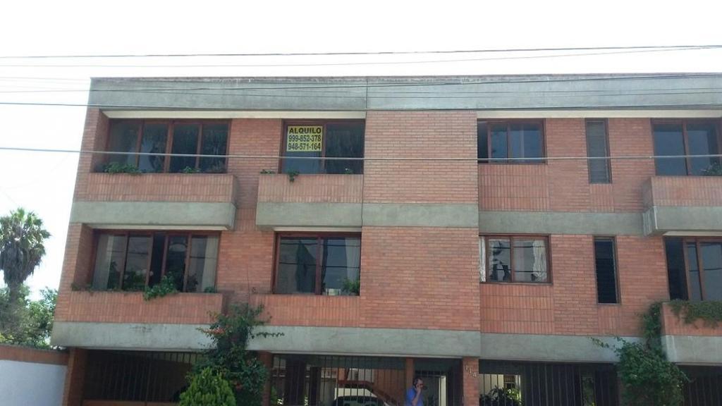 Departamento en Alquiler Cañón del Pato cdra.1 Dpto. 3 Santiago de Surco