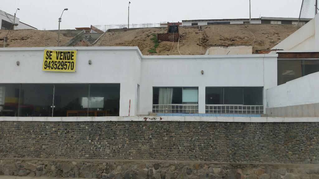 Casa de Playa San Bartolo Rivera Sur
