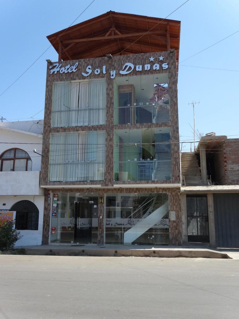 GRAN OPORTUNIDAD DE NEGOCIO HOTEL EN NASCA