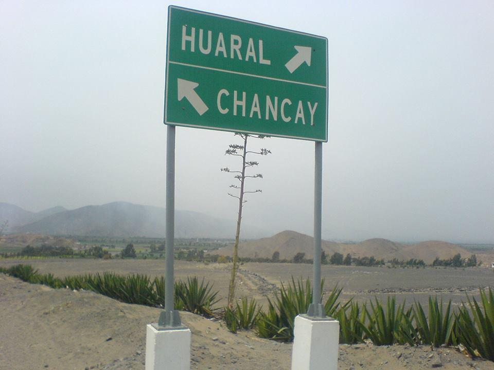 VENDO TERRENO CHANCAY