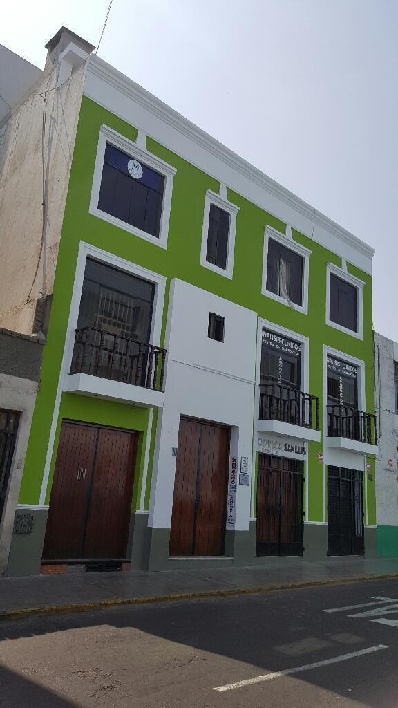 Frente H/ Belén X Bolivar Vendo Oficina