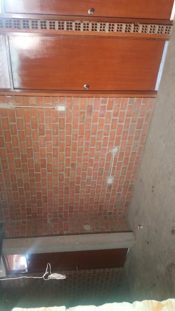 Alquilo Depa 2 Dormitorios 3er Piso