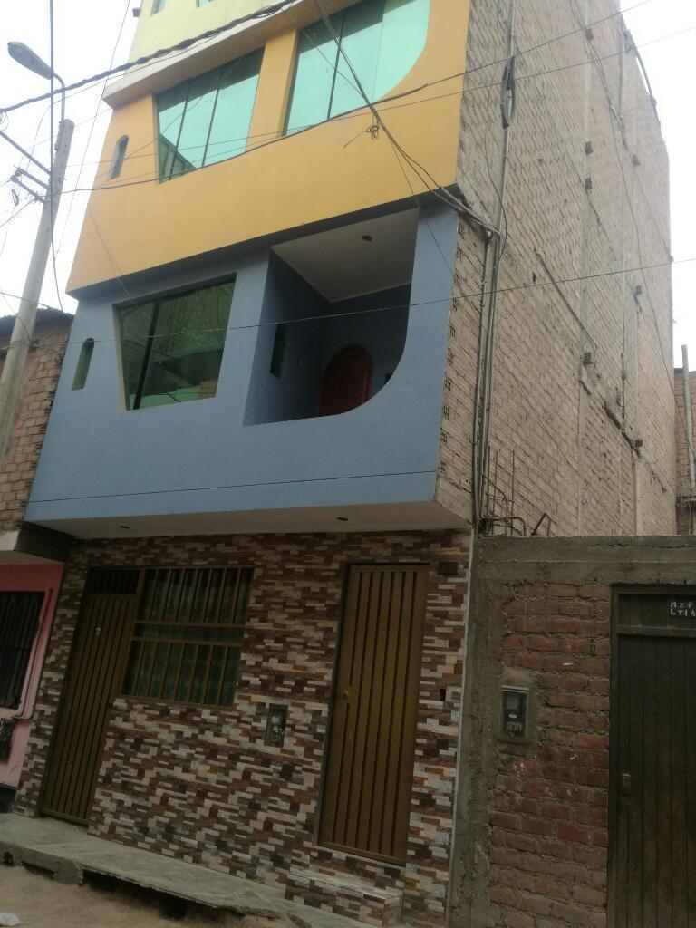 Ocacion Vendo Casa de 4 Pisos
