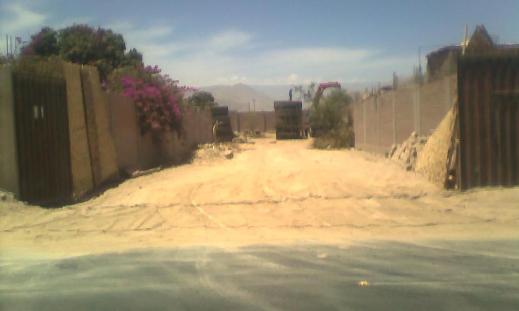 vendo o alquilo terreno en Nazca