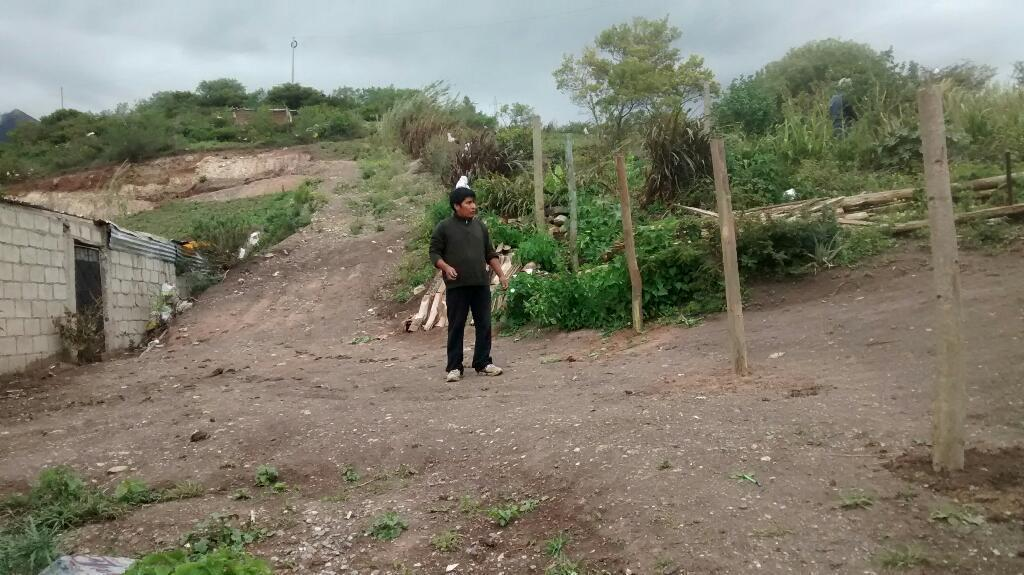 Vendo Terreno por Ocasion