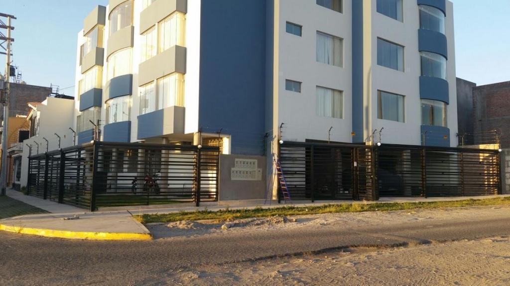 ALQUILER DE PRECIOSO DEPARTAMENTO EN ZONA RESIDENCIAL 987190026